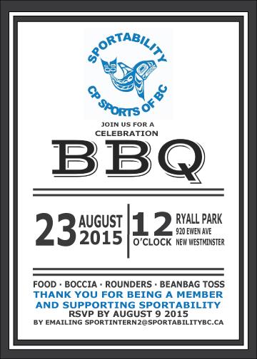BBQ-Invitations