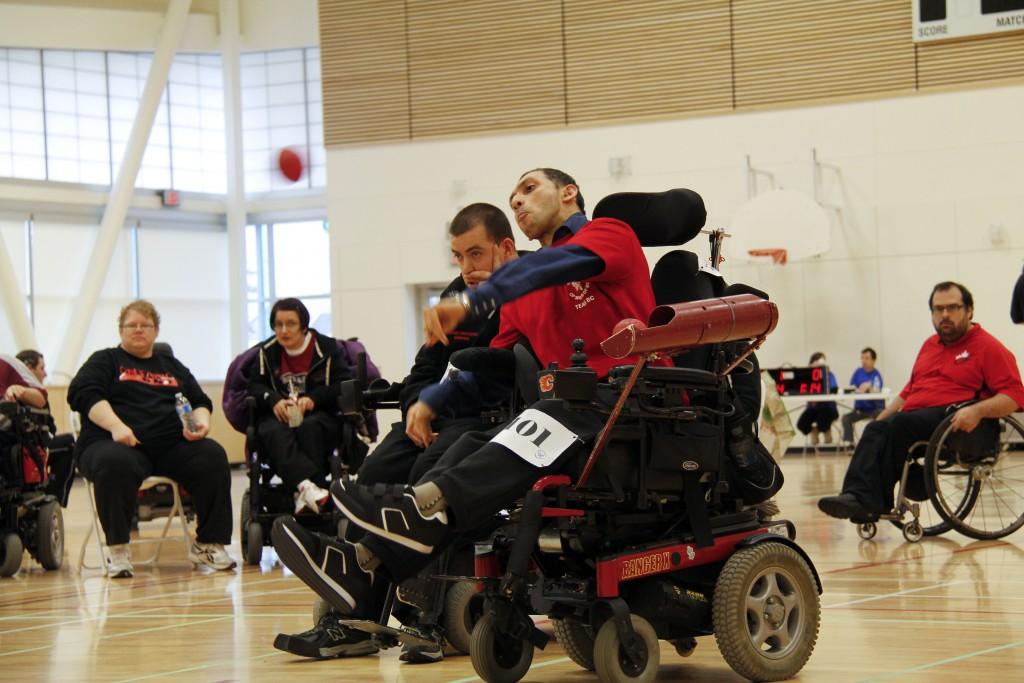 SportAbility Boccia Hanif Parapan Am