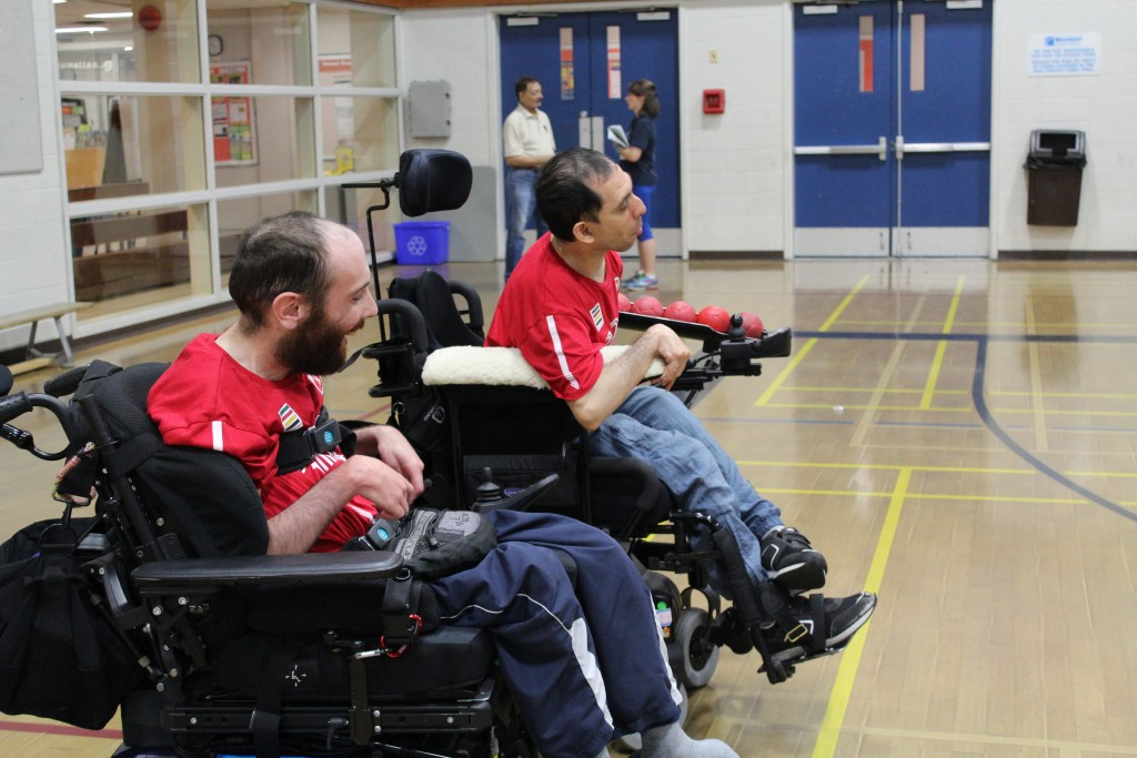 Toronto Boccia at the Parapan Am Games