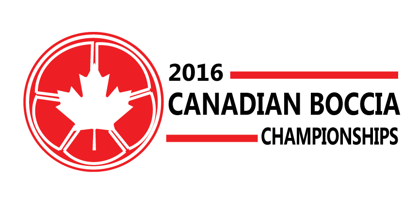 2016 Canadian Boccia Championships