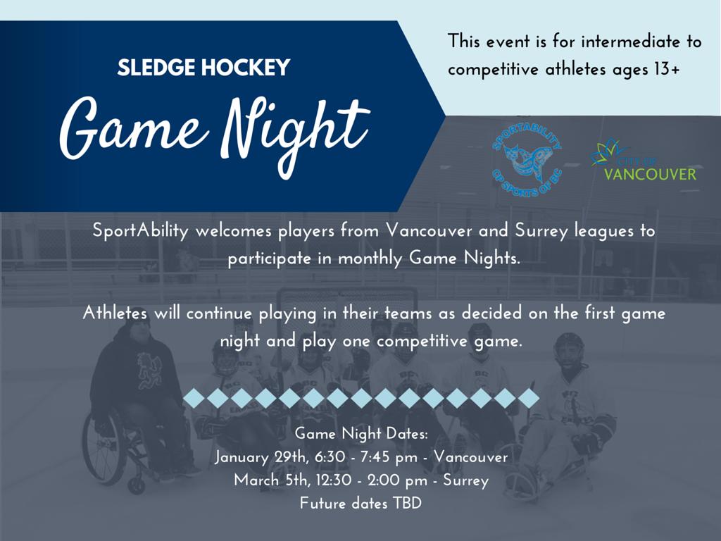Copy of Sledge Hockey Game Night(1)