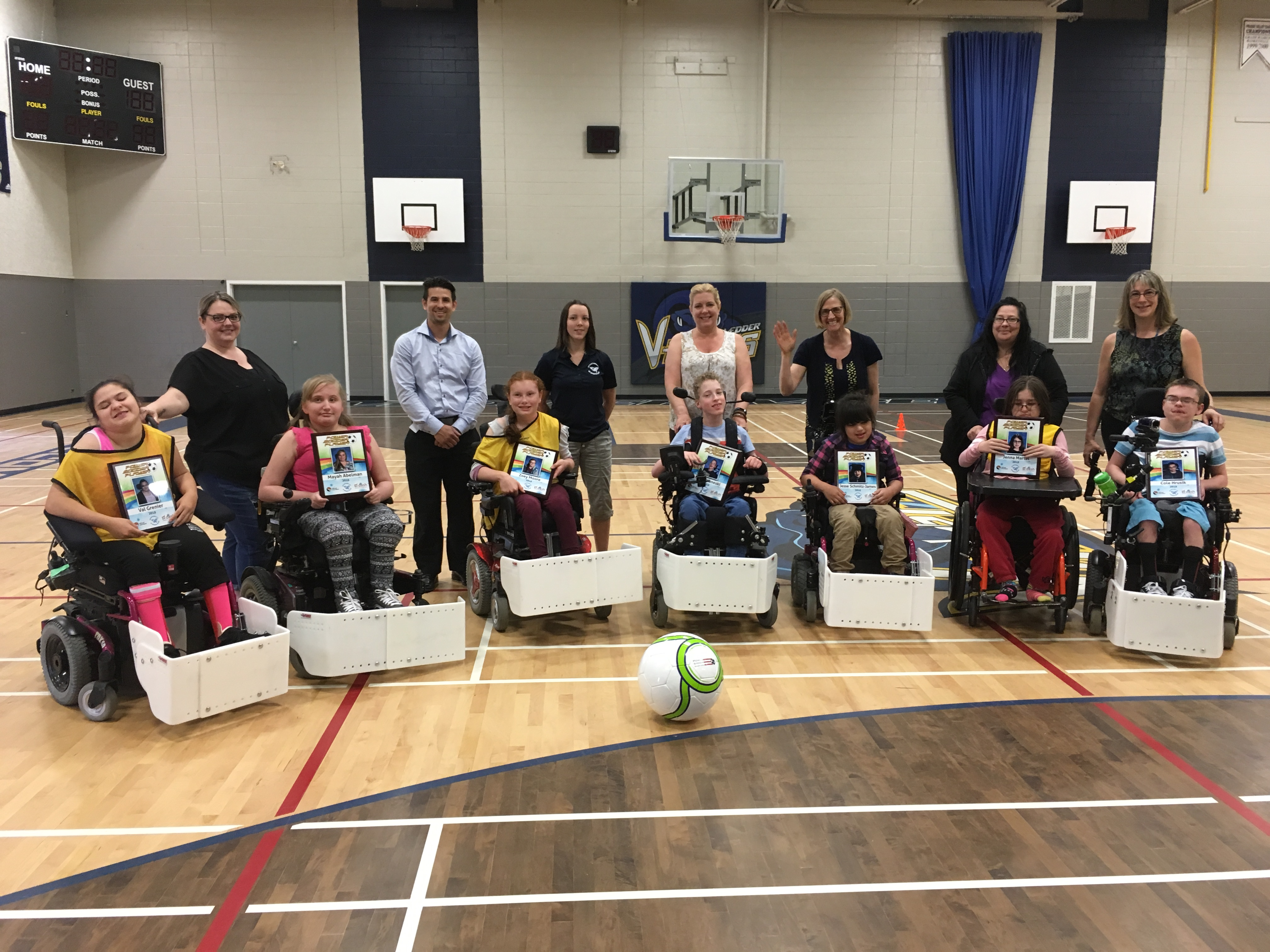 a successful season for the chilliwack power soccer program