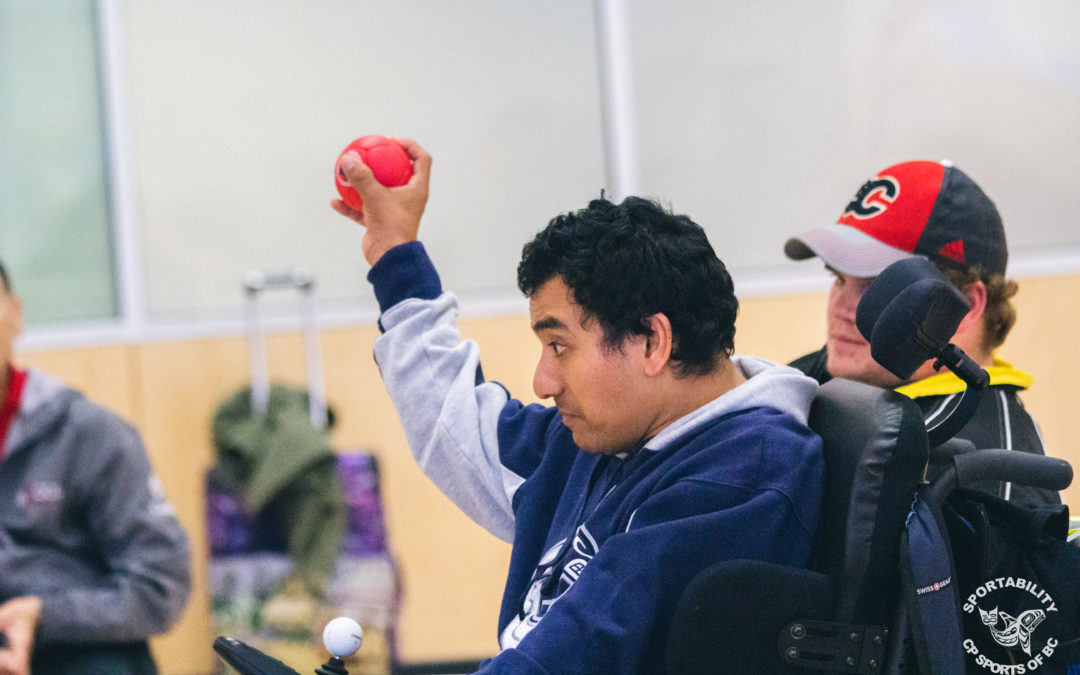 Enter our Boccia Battle Virtual Tournament