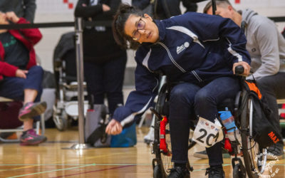 Open Play Power Soccer and Boccia!